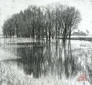 Nikireev Spring Flood