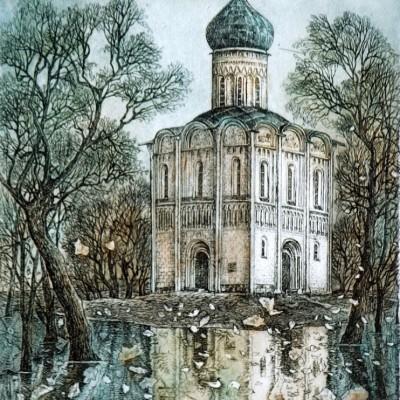 #V59 Church Of Pokrova Na Nerili