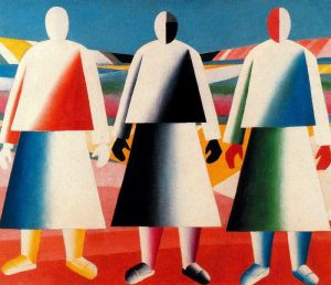 Kasimir-Malevich-Kazimir-Malevich-Girls-in-the-Field