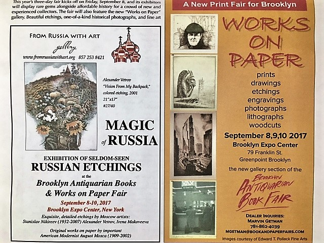 BBF poster Journal of Print World Ad